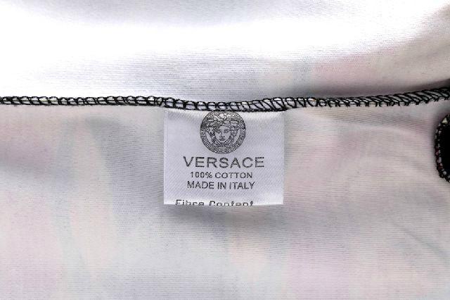 New! Versace tracksuit Hoodie Black Gold Baroque Print pant Zip Hoody multicolor 2