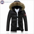 2018 Hot Men Canada Goose Down Coat