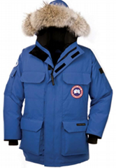 Hot Canada Goose jacket PBI expedition man BanffPark goose parka shell down vest