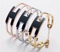 Wholesale Hermes jewelry Hermes Bracelets Necklace earrings ring