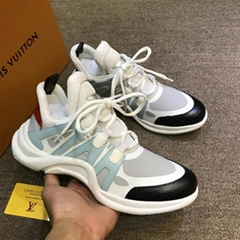Louis Vuitton Sneaker For Women  Replica LV shoes 1:1 Quality Louis Vuitton Shoe