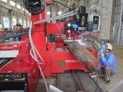 分体式管道自动焊机