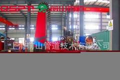 厚壁管道自动焊机