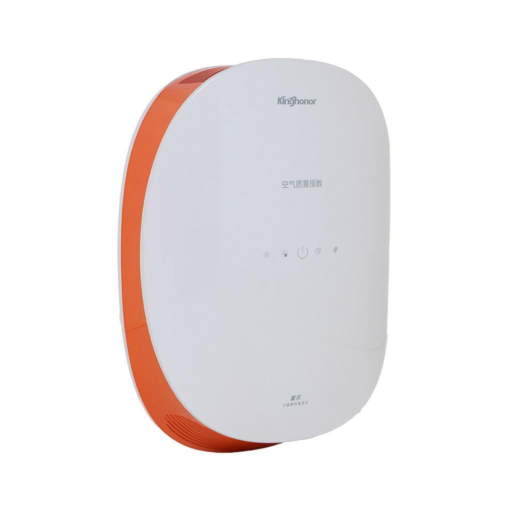 Hiair101 霍爾壁挂式智能新風系統家用,進氣扇換氣過濾PM2.5 3