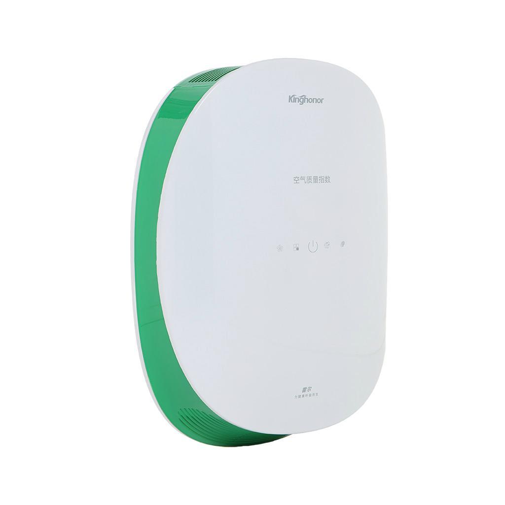 Hiair101 霍爾壁挂式智能新風系統家用,進氣扇換氣過濾PM2.5 4