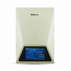 Hiair506 霍尔壁挂式智能新风系统家用,进气扇换气过滤PM2.5