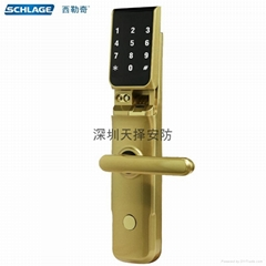 SCHLAGE西勒奇SEL3.0系列智能密码锁