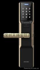 SCHLAGE西勒奇SEL400系列智能密码锁