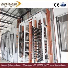 Copper clad laminating press CCL production line with cheap spare parts