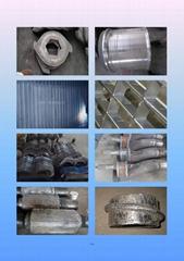 PK-YZ5榨油机榨螺耐磨堆焊药芯焊丝
