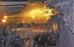 PK-YD30高鉻鑄鐵耐磨堆焊藥芯焊絲