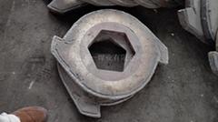 PK—YH61轮胎破碎机刀盘耐磨堆焊
