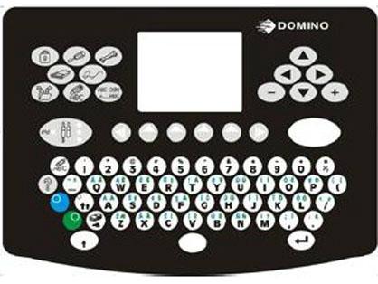 喷码机A系列薄膜键盘 1