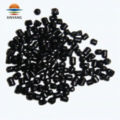 SGS anti-corrosion plastic black masterbatches for pipe for Internal wall of dee