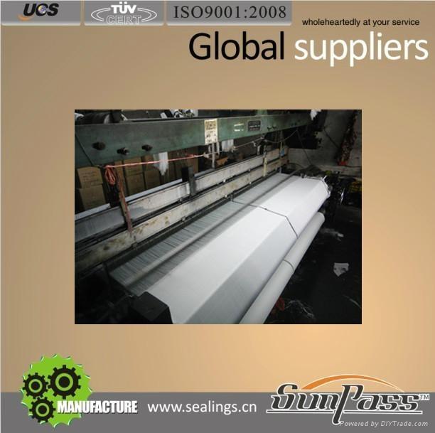 Well Handle Fiberglass Cloth Insulation Fire Fiberglass Blanket 4