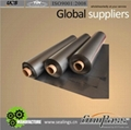 Expanded Sealing Packing Graphite Sheet And SS Insert Graphite Product 1