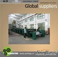 Expanded Sealing Packing Graphite Sheet And SS Insert Graphite Product 5