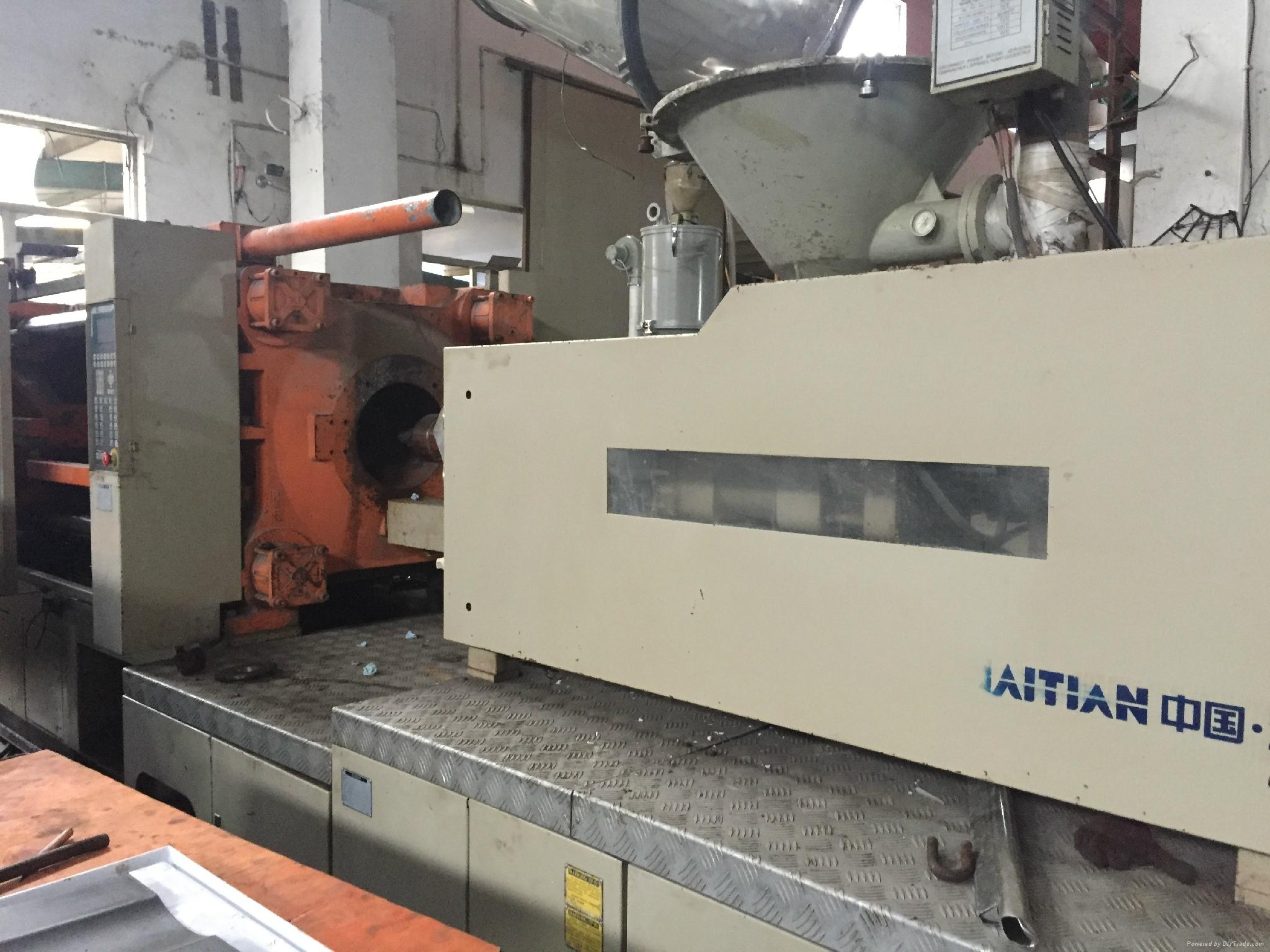 Plastic Injection Molding Machine - HTF360X1 - HTF (China
