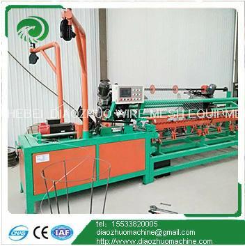 Chain Link Fence Machine 1