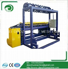 Grassland Fence Machine