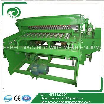 Welded Wire Mesh Machine 1