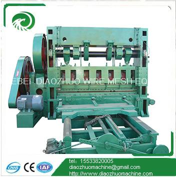 Expanded Mesh Machine 1