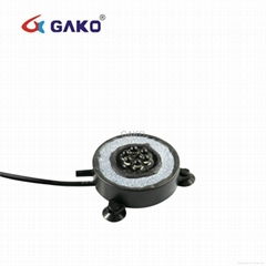 F5 LED Round Air Bubble Lights With