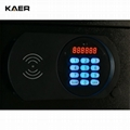 Electronic digital lock RFID card hotel safe smart card safe box 3