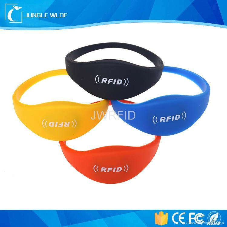 RFID Silicone Wristband Manufacturer 1