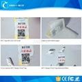 Tamper Proof Uhf Fragile Paper Label for