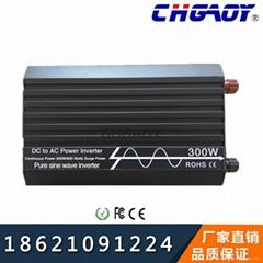 600W逆變器大功率5A 12V轉220V 汽車電源轉換器 車用轉家用適配器
