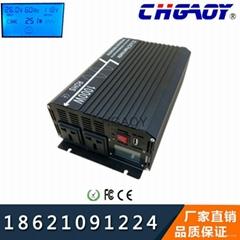 12v转220v家用车载逆变器 大功率USB逆变器800W停电宝 逆变器厂家