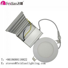 "cETL  3"" LED Panel Light 6W"