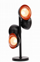 現代時尚創意雙層玻璃球臺燈FD-TD8016-14