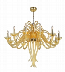 Modern Original Handmade Glass Chandelier pendant lamp FD-8025-12