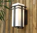 現代戶外不鏽鋼防水壁燈戶外庭院牆壁燈  FD-HW5002 1