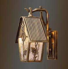 户外防水壁灯欧式阳台室外墙壁灯复古庭院花园大门过道走廊灯  FD-HW5003