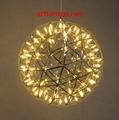 LED装饰吊灯LED火树银花工程定制吊灯LED可调节大小装饰吊灯 1