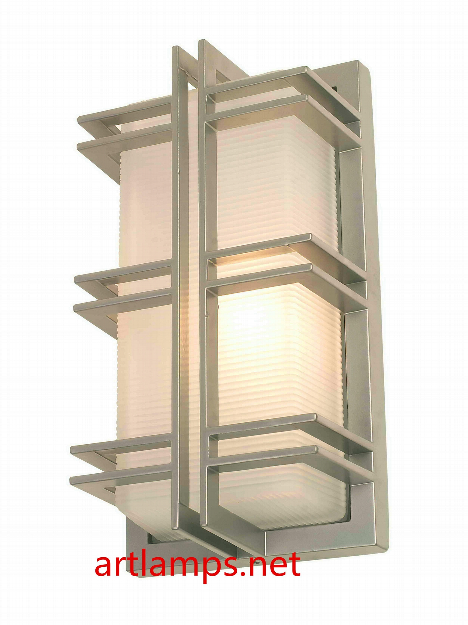 Outdoor LED Wall Sconce lamp LED Waterproof Stainless Steel Wall Lamp FD-HW5008 1