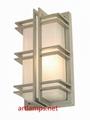 LED戶外防水壁燈led不鏽鋼庭院壁燈LED過道走廊燈  FD-HW5008 1