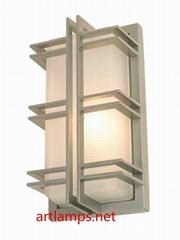 LED戶外防水壁燈led不鏽鋼庭院壁燈LED過道走廊燈  FD-HW5008