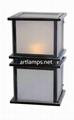 LED戶外防水不鏽鋼壁燈led不鏽鋼庭院壁燈LED不鏽鋼走廊燈  FD-HW5009 1