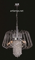 Modern Glass Designer Chandelier