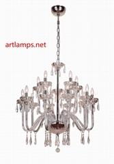 意大利設計師玻璃吊燈后現代北歐玻璃吊燈客廳燈臥室燈 FD-8029-15