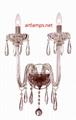 Handmade Glass Wall Sconce Lamp Fixture