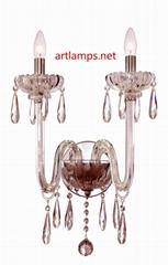 時尚簡約玻璃壁燈玻璃牆壁裝飾燈 FD-BD8029-2