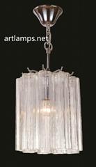 抖音同款手工玻璃吊燈客廳玻璃吊燈臥室玻璃吊燈 FD-8038-1