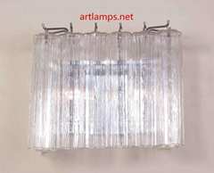 后現代玻璃壁燈時尚玻璃壁燈簡約玻璃壁燈 FD-BD8038-2