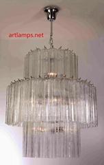 后現代北歐風格玻璃吊燈簡約客廳燈臥室燈 FD-8038-11