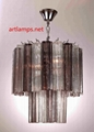 Modern  Art Crystal Glass Chandelier